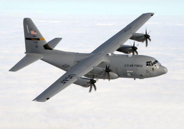 C-130J运输机