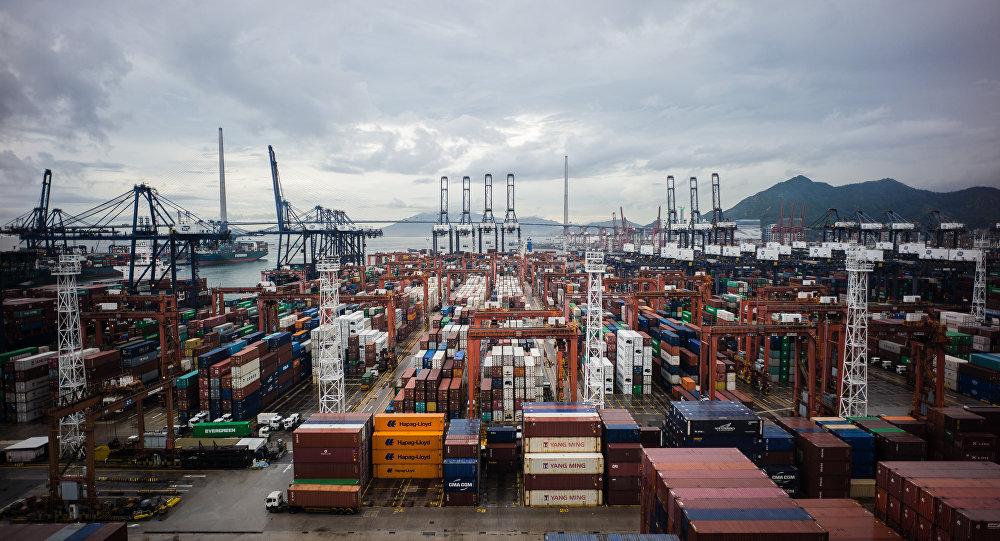 中国海关总署:前10个月中俄两国贸易额超872亿美元