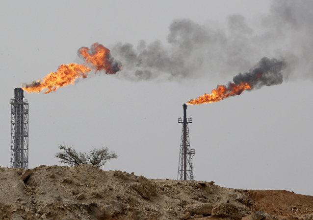 伊朗石油厂