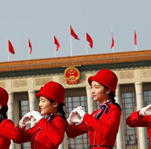 中国管理模式 - 西方自由民主制度的挑战