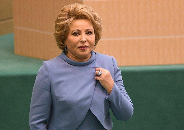 俄联邦委员会主席访朝日期尚未最终确定