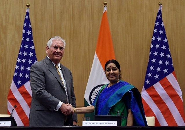 美国愿意为印度的武器现代化向该国提供军用技术