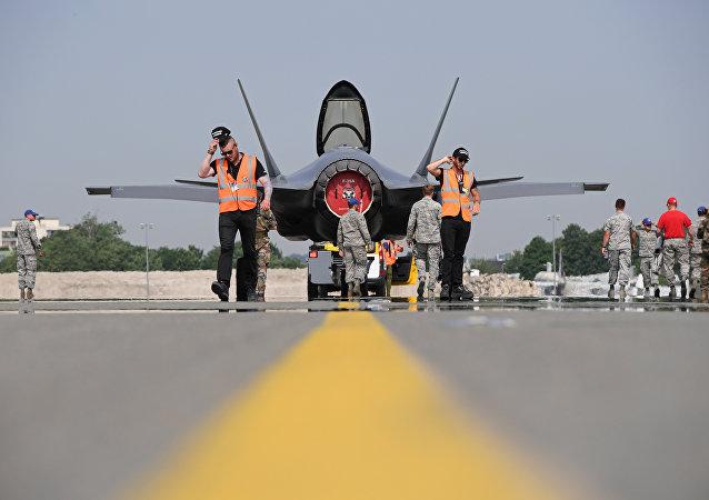 土方將因美拒絕供應F-35戰機而尋求替代方案