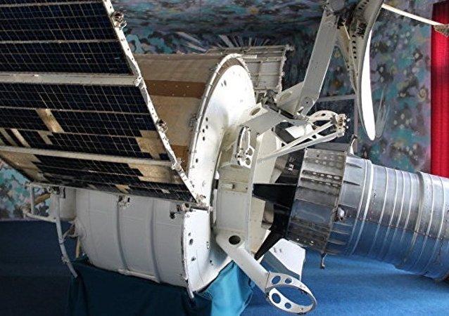 俄罗斯成功试验军用监测卫星