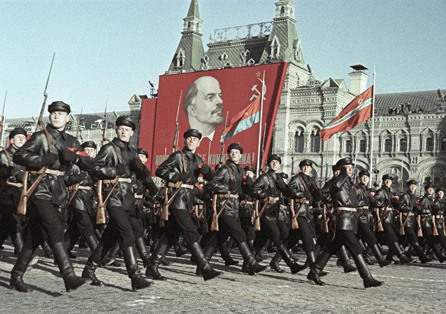 十月革命100周年