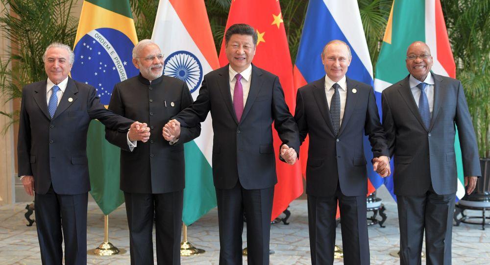 专家:讨论对抗贸易战的联合行动将成为金砖国家峰会主要议题