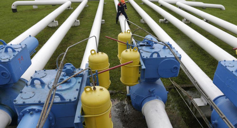 天然氣,烏克蘭