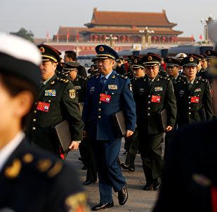 俄衛星通訊社中文網讀者認為十九大是2017年度最重大事件