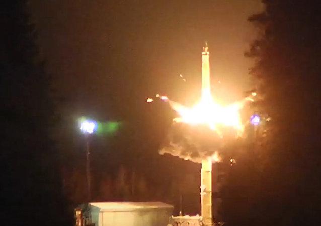 俄國防部發佈「核三位一體」測試視頻