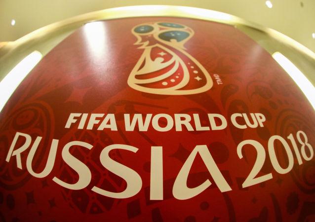 俄罗斯国家队2018年足球世界杯主场球衣亮相