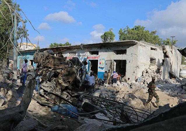 索马里空袭