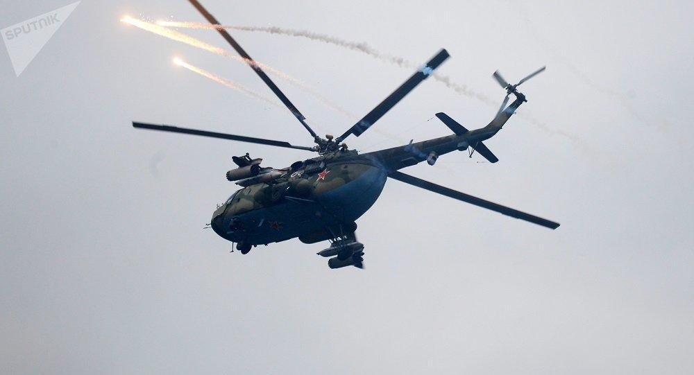 俄羅斯米-8 直升機