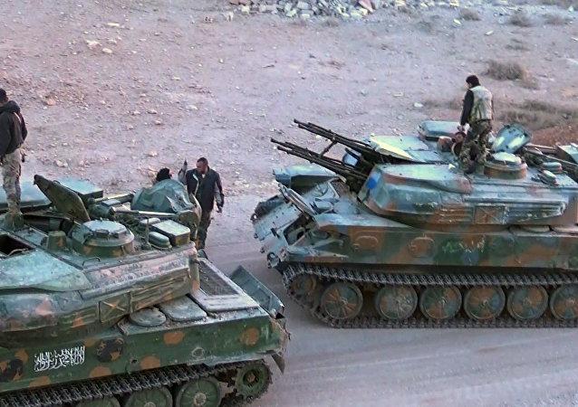 """从叙利亚和伊拉克被赶出的武装分子正""""涌入""""亚太地区"""