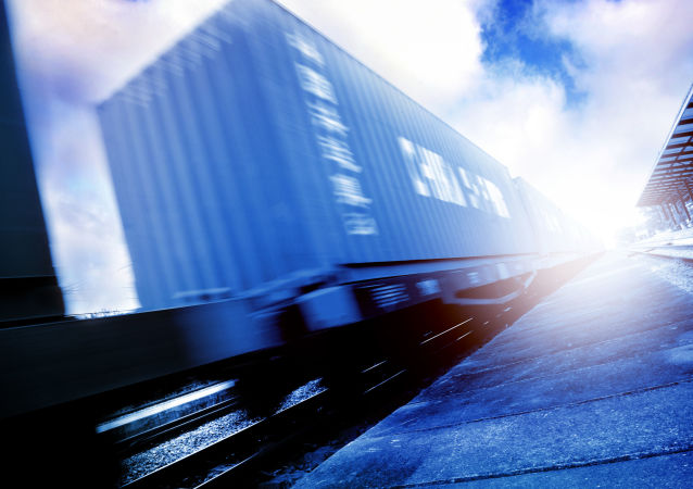 俄铁计划开通喀山至中国集装箱直通班列