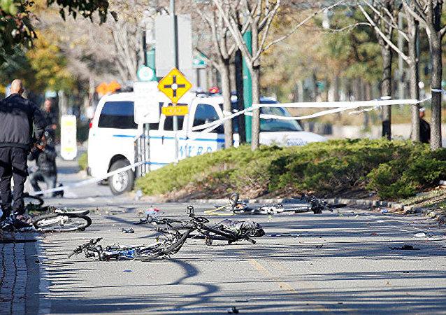 美联邦调查局:纽约恐袭者原计划在人群中行驶数百米并有意选择万圣节袭击