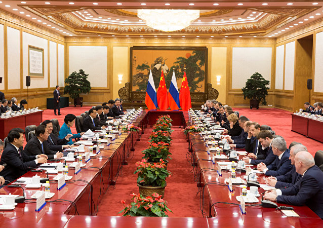 俄專家:俄中為有效合作應考慮彼此經濟利益