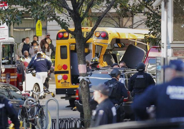 纽约恐袭事件