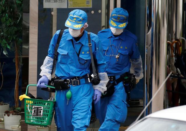 日本警察(圖片資料)