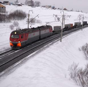 俄外貝加爾鐵路貨運量2017年增長2.8%