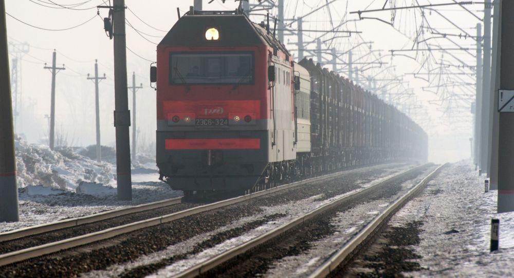 中欧高速铁路或过境俄阿尔泰边疆区