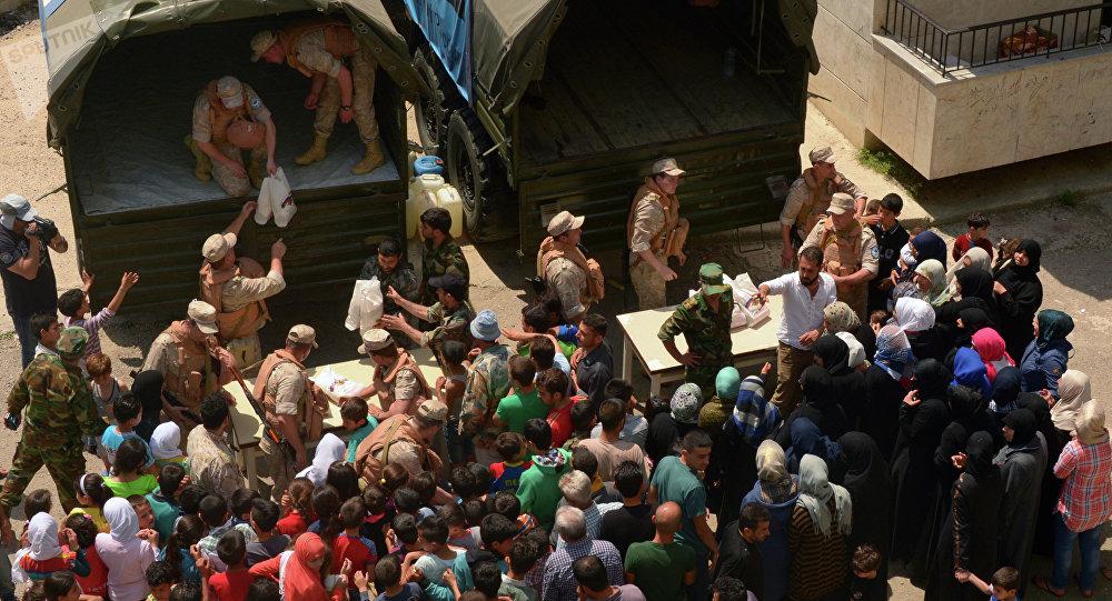 联合国:愈1300万叙利亚人需要人道主义援助