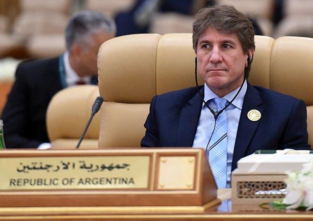 阿根廷前副總統因非法牟利在布宜諾斯艾利斯被捕