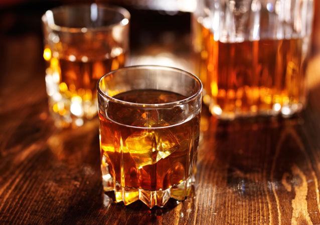一瓶价值近百万英镑的威士忌将在苏格兰拍卖