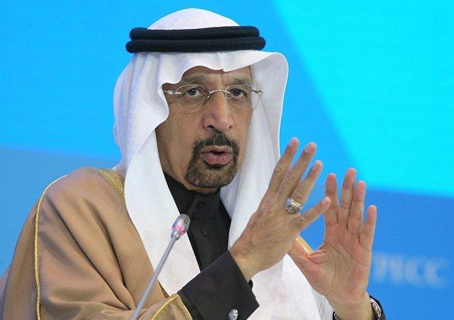 沙特阿拉伯能源部长法利赫