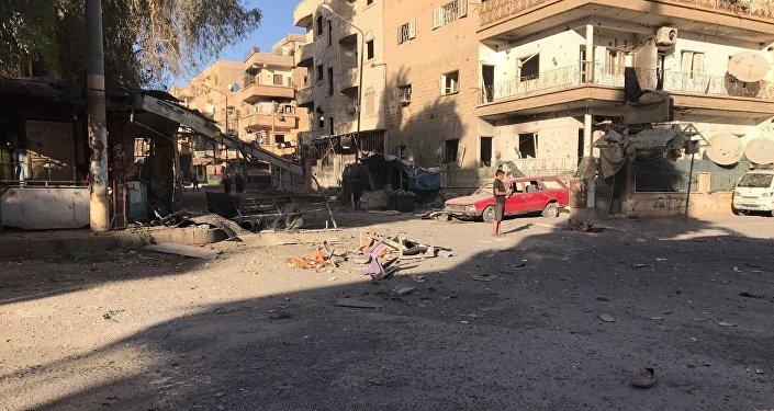 叙利亚自杀式袭击成倍增长
