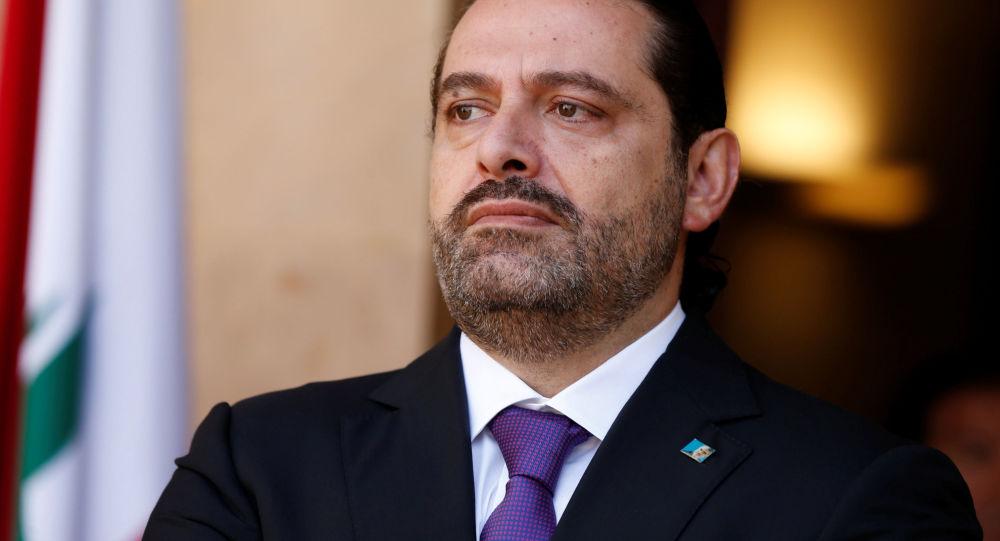 黎巴嫩总理哈里里在回国前将访问2个阿拉伯国家