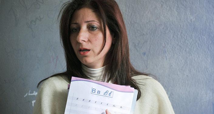 俄罗斯将为叙利亚俄语教师开设语言技能提高课程