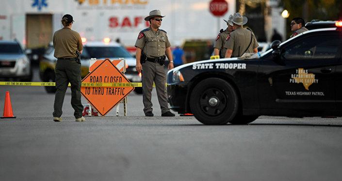 美国德州枪击案