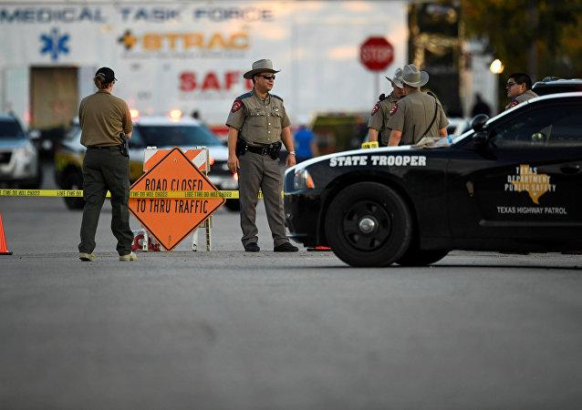 美国德州警方
