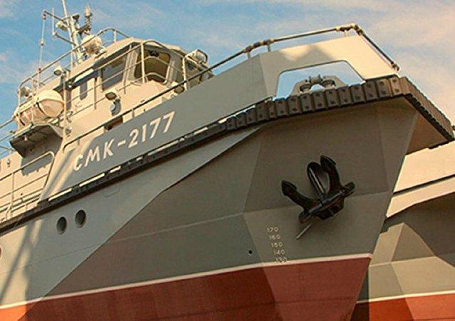 俄太平洋舰队列装新一代潜艇SMK-2177