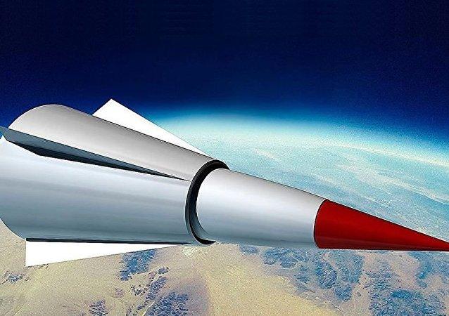 高超音速导弹弹头