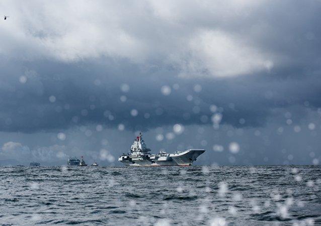 中国第三艘航母上出现电磁弹射器意味着什么?