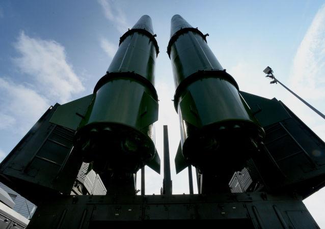 「伊斯坎德爾-M」戰役戰術導彈系統