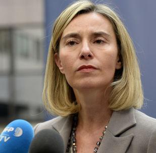 欧盟外长:美国有关耶路撒冷的声明将令局势更加黑暗