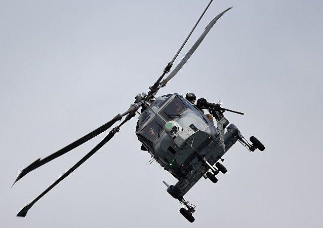 美國AW-159「野貓」艦載反潛直升機