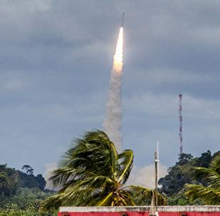 织女星(Vega)运载火箭