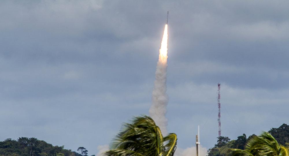 织女星(Vega)运载火箭(资料图片)