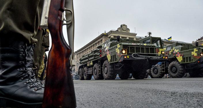 乌克兰内阁废止与俄罗斯的武器与军事装备供应协议