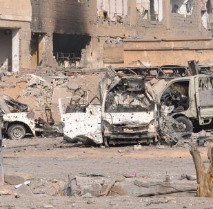 叙高官:代尔祖尔的重建需要历经数载、耗资百万