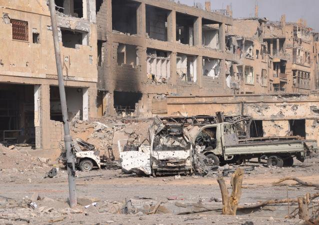 聯軍對敘利亞村莊的空襲造成10名平民死亡
