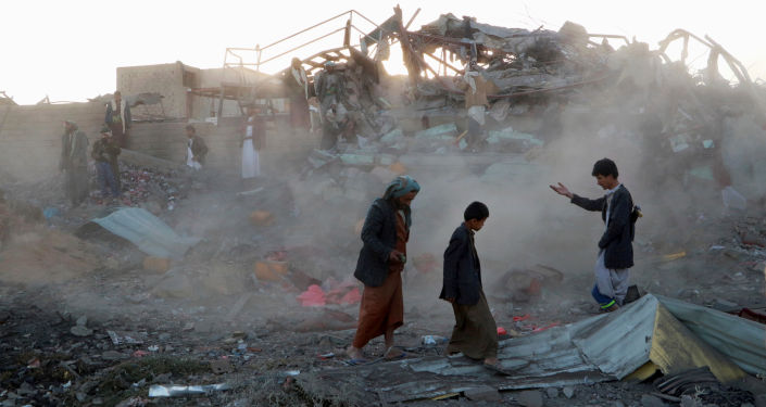 也门胡塞武装将阿拉伯联军国家首都视作其攻击目标