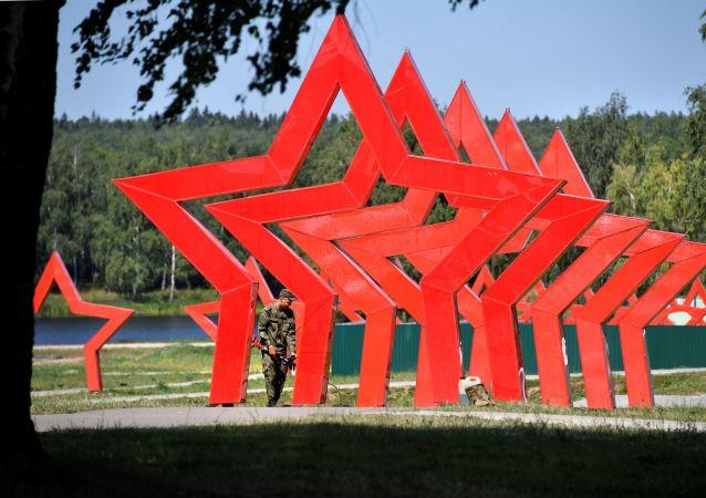 俄「愛國者」公園或將納入紅色路線項目