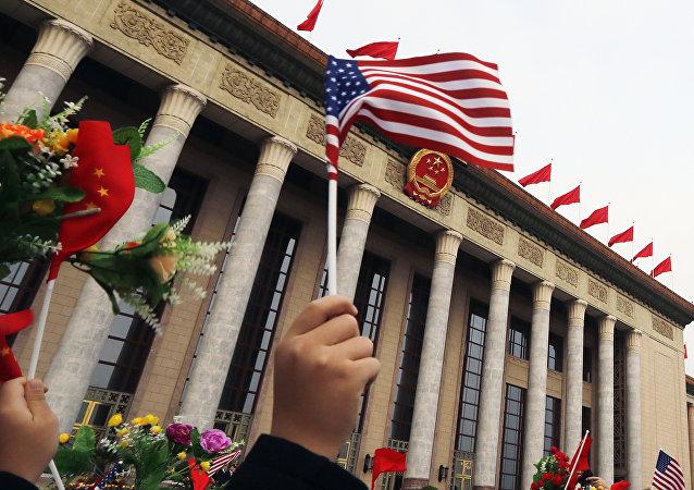 外媒:美国专家:美国或输掉对华战争