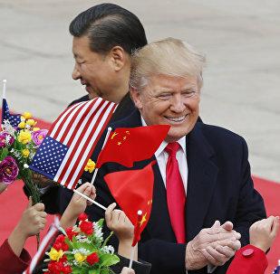 特朗普總統訪華成為一次成功的歷史性訪問