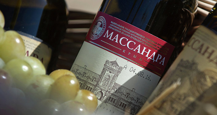 克里米亚两家酒厂葡萄酒在香港著名国际比赛中获奖