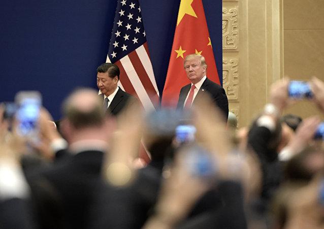 特朗普:中国希望与美国谈判  可能不需增收新关税
